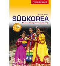 Reiseführer Reiseführer Südkorea Trescher Verlag
