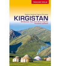 Reiseführer Reiseführer Kirgistan Trescher Verlag