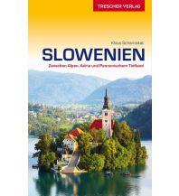 Reiseführer Reiseführer Slowenien Trescher Verlag