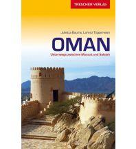 Reiseführer Reiseführer Oman Trescher Verlag