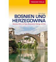Reiseführer Reiseführer Bosnien und Herzegowina Trescher Verlag