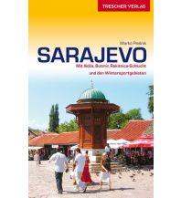 Reiseführer Reiseführer Sarajevo Trescher Verlag