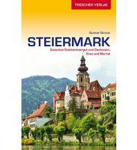 Reiseführer Reiseführer Steiermark Trescher Verlag