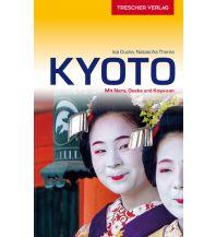 Reiseführer Reiseführer Kyoto Trescher Verlag