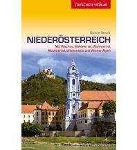 Reiseführer Reiseführer Niederösterreich Trescher Verlag