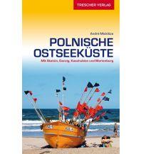Reiseführer Reiseführer Polnische Ostseeküste Trescher Verlag