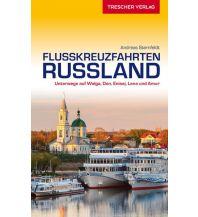 Reiseführer Reiseführer Flusskreuzfahrten Russland Trescher Verlag