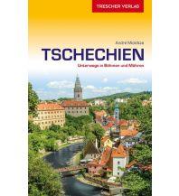 Reiseführer Reiseführer Tschechien Trescher Verlag
