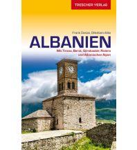 Reiseführer Albanien Trescher Verlag