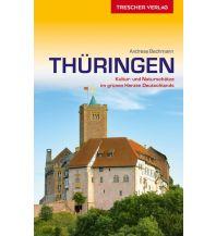 Reiseführer Thüringen Trescher Verlag