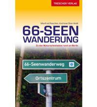 Wanderführer Reiseführer 66-Seen-Wanderung Trescher Verlag