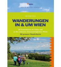Wanderführer Wanderungen in und um Wien pmv Peter Meyer Verlag