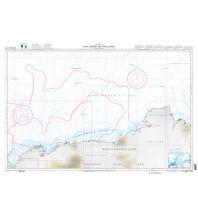 BSH Nr. 1701 Seekarte (INT. 9055) - Atka Iceport bis Trolltunga 1:500.000 Bundesamt für Seeschiffahrt und Hydrographie