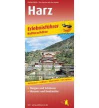 f&b Straßenkarten Harz - Kulturschätze Freytag-Berndt und ARTARIA