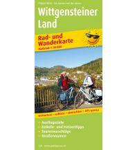 f&b Wanderkarten Wittgensteiner Land Freytag-Berndt und ARTARIA