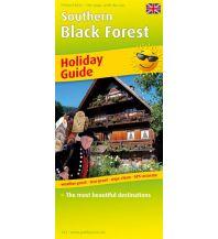 f&b Straßenkarten Southern Black Forest Freytag-Berndt und ARTARIA