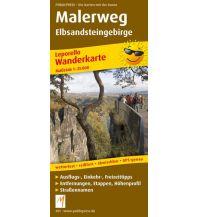 Malerweg Elbsandsteingebirge Freytag-Berndt und ARTARIA