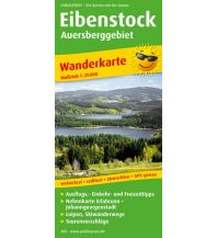 Eibenstock - Auersberggebiet Freytag-Berndt und ARTARIA