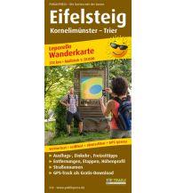 f&b Wanderkarten Eifelsteig 1:25.000 Freytag-Berndt und ARTARIA