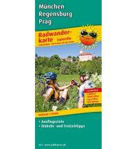 München - Regensburg - Prag Freytag-Berndt und ARTARIA