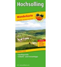 f&b Wanderkarten Hochsolling Freytag-Berndt und ARTARIA