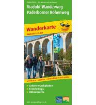 Viadukt Wanderweg, Paderborner Höhenweg Freytag-Berndt und ARTARIA