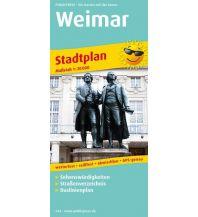 f&b Stadtpläne Weimar Freytag-Berndt und ARTARIA