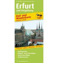 f&b Radkarten Erfurt und Umgebung Freytag-Berndt und ARTARIA