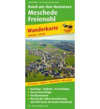 Rund um den Hennesee, Meschede, Freienohl Freytag-Berndt und ARTARIA