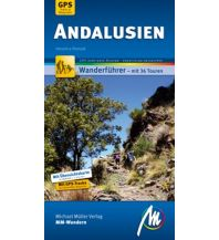 Wanderführer Andalusien MM-Wandern Michael Müller Verlag GmbH.