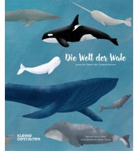 Kinderbücher und Spiele Die Welt der Wale Die Gestalten Verlag