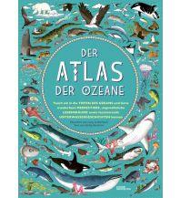 Kinderbücher und Spiele Der Atlas der Ozeane Die Gestalten Verlag