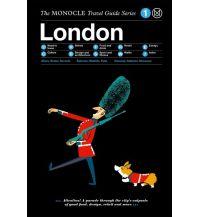 Reiseführer The Monocle Travel Guide to London (updated version) Die Gestalten Verlag