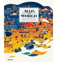 Bildbände A Map of the World (updated version) Die Gestalten Verlag
