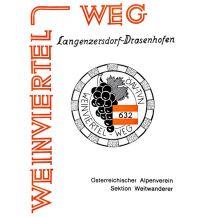 Weitwandern Weinviertelweg 632 Österr.Alpenverein Sek.WW