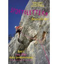 Sportkletterführer Österreich Sportklettern Österreich Ost - Long Climbs - alpine Sportkletterrouten Schall Verlag