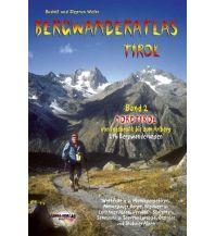Wanderführer Bergwanderatlas Tirol / Nordtirol - von Innsbruck bis zum Arlberg Schall Verlag