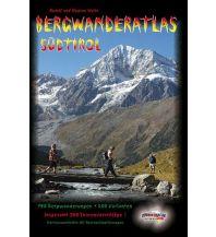 Wanderführer Bergwanderatlas Südtirol Schall Verlag