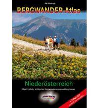 Wanderführer Bergwander-Atlas Niederösterreich Schall Verlag