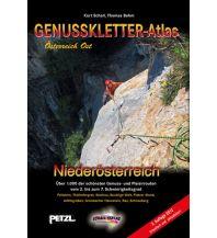 Sportkletterführer Genusskletter-Atlas Niederösterreich Schall Verlag