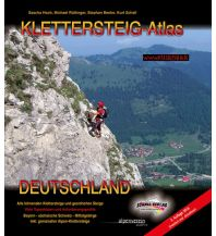 Klettersteigführer Klettersteig-Atlas Deutschland Schall Verlag