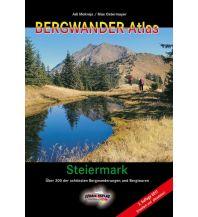 Wanderführer Bergwander-Atlas Steiermark Schall Verlag