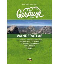 Skitourenführer Österreich Wanderatlas Gesäuse Schall Verlag