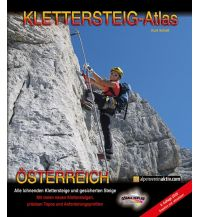 Klettersteig-Atlas Österreich Schall Verlag