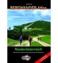 Bergwanderatlas Niederösterreich Schall Verlag