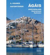Revierführer Griechenland Hafenführer Nr. 5 - Ägäis  See Verlag Axel Kramer