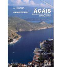 Revierführer Griechenland Hafenführer Nr. 6 - Ägäis See Verlag Axel Kramer
