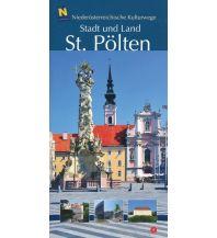 Reiseführer NÖ Kulturwege 9, St. Pölten - Stadt und Land NÖ Institut für Landeskunde