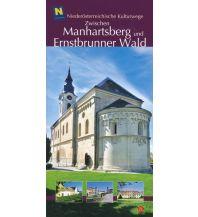 Reiseführer NÖ Kulturwege 21, Zwischen Manhartsberg und Ernstbrunner Wald NÖ Institut für Landeskunde