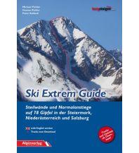 Skitourenführer Österreich Ski Extrem Guide Alpinverlag Jentzsch-Rabl GmbH
